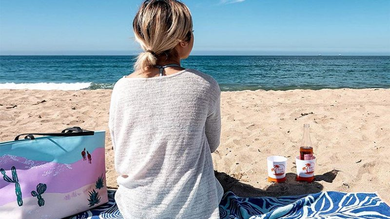 Don't go to the beach without these 5 items