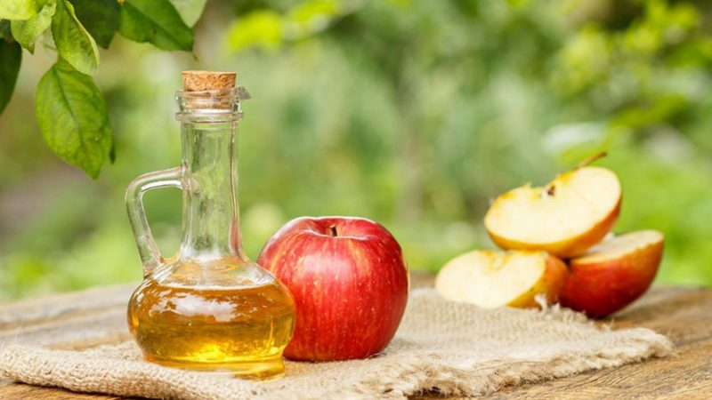 The foods with which apple cider vinegar combines the best